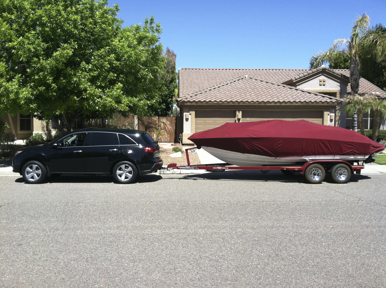 Towing With Your MDX Acura MDX Forum Acura MDX SUV Forums - Acura mdx tow capacity