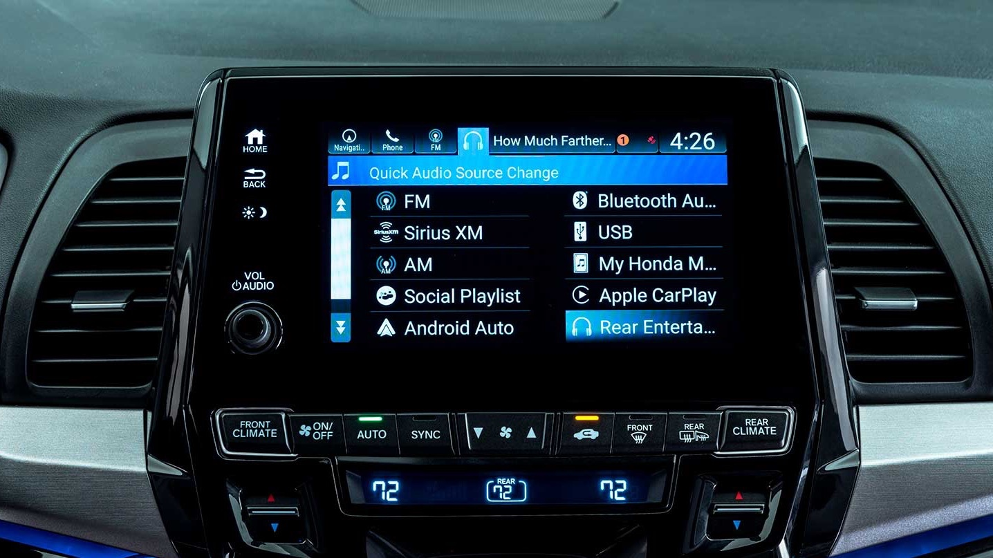 Le Carplay And Android Auto Acura Mdx Forum Suv