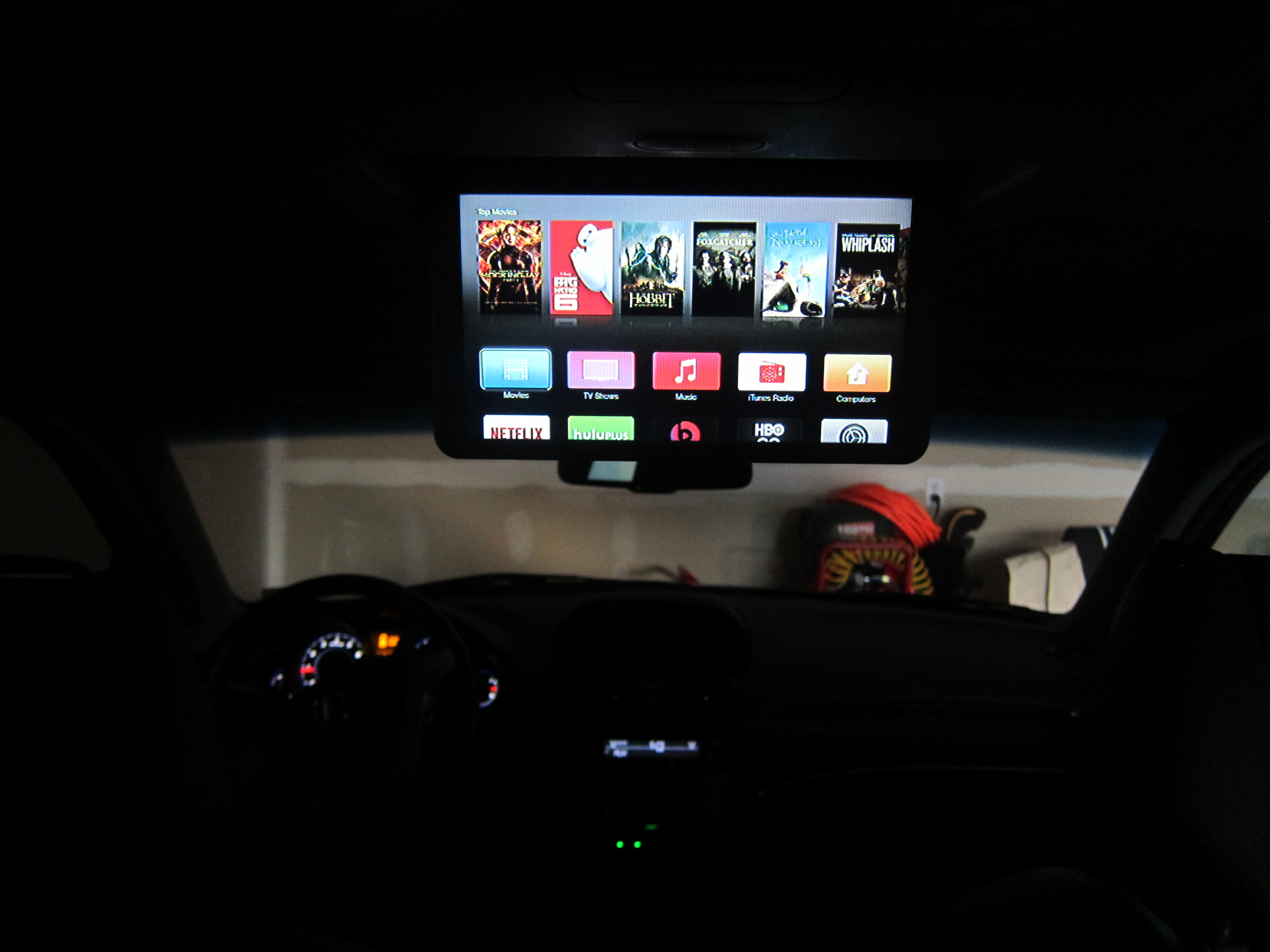 2009 mdx apple tv with airplay usa spec and bluetooth a2dp