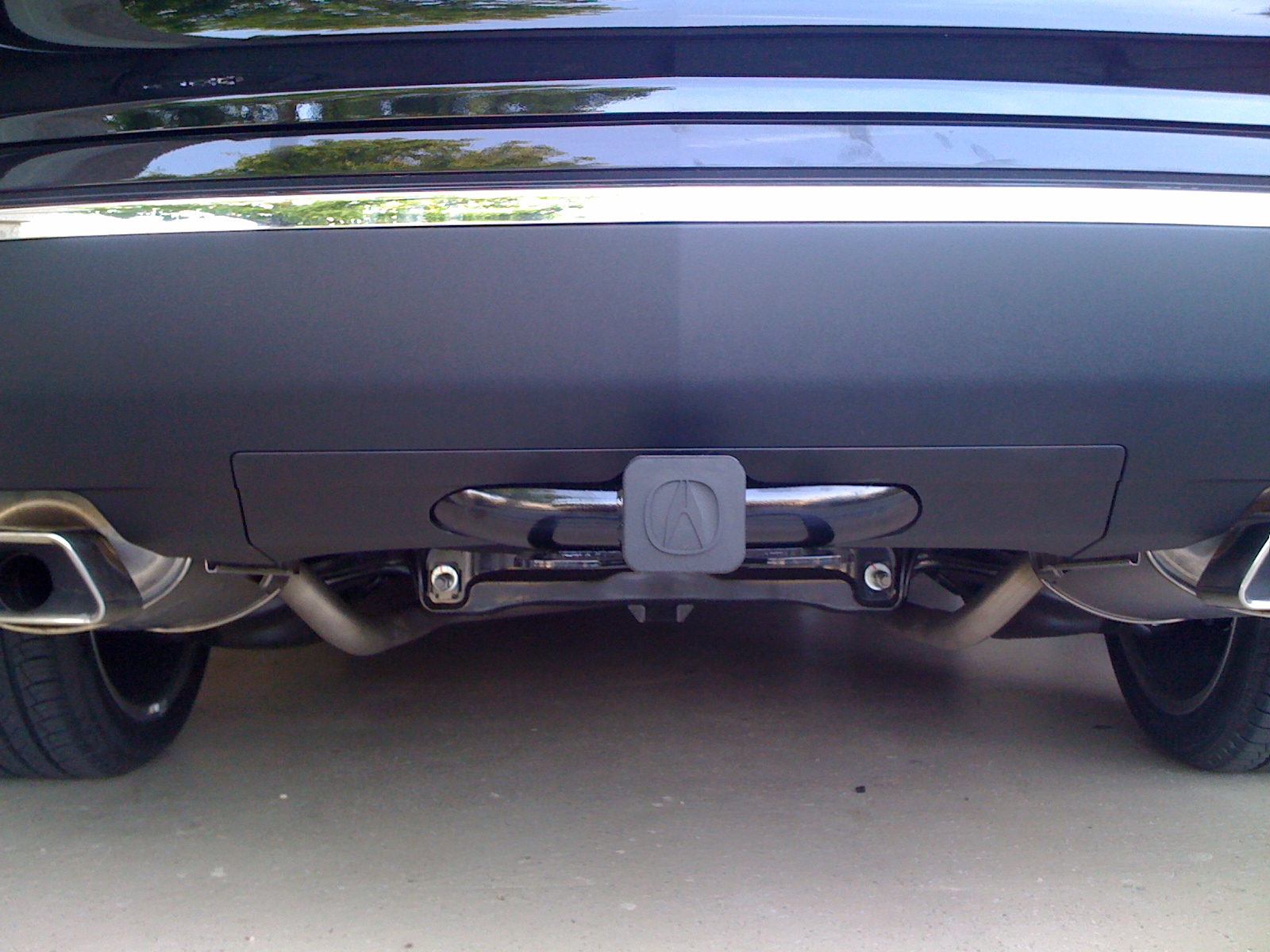 New Aftermarket Hitch Installed W Pics Page Acura MDX Forum - Acura mdx hitch