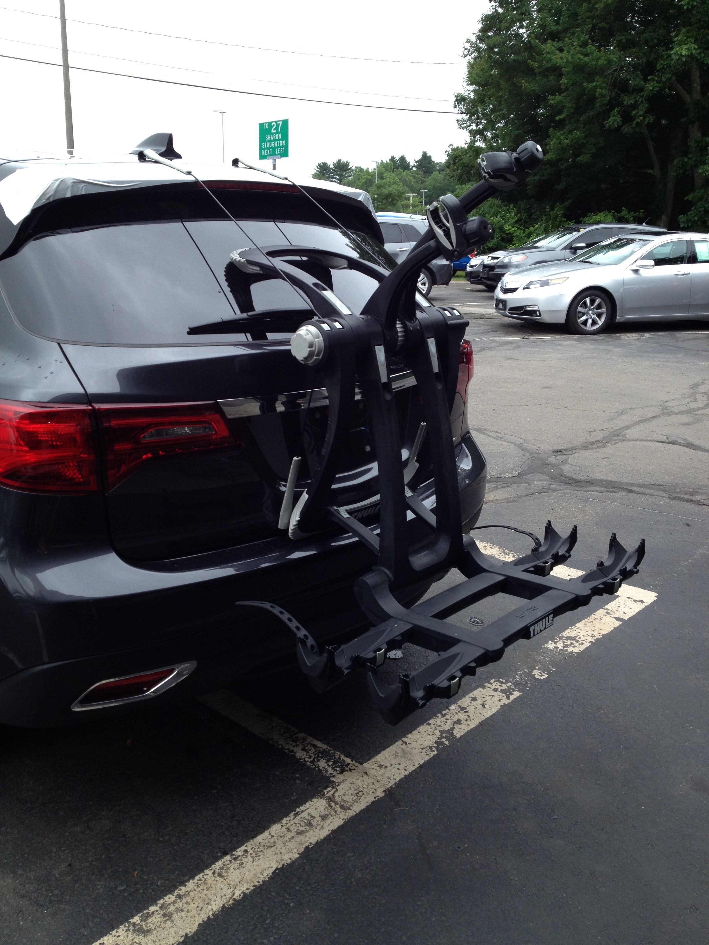 Bike Rack For MDX Acura MDX Forum Acura MDX SUV Forums - Acura mdx bike rack
