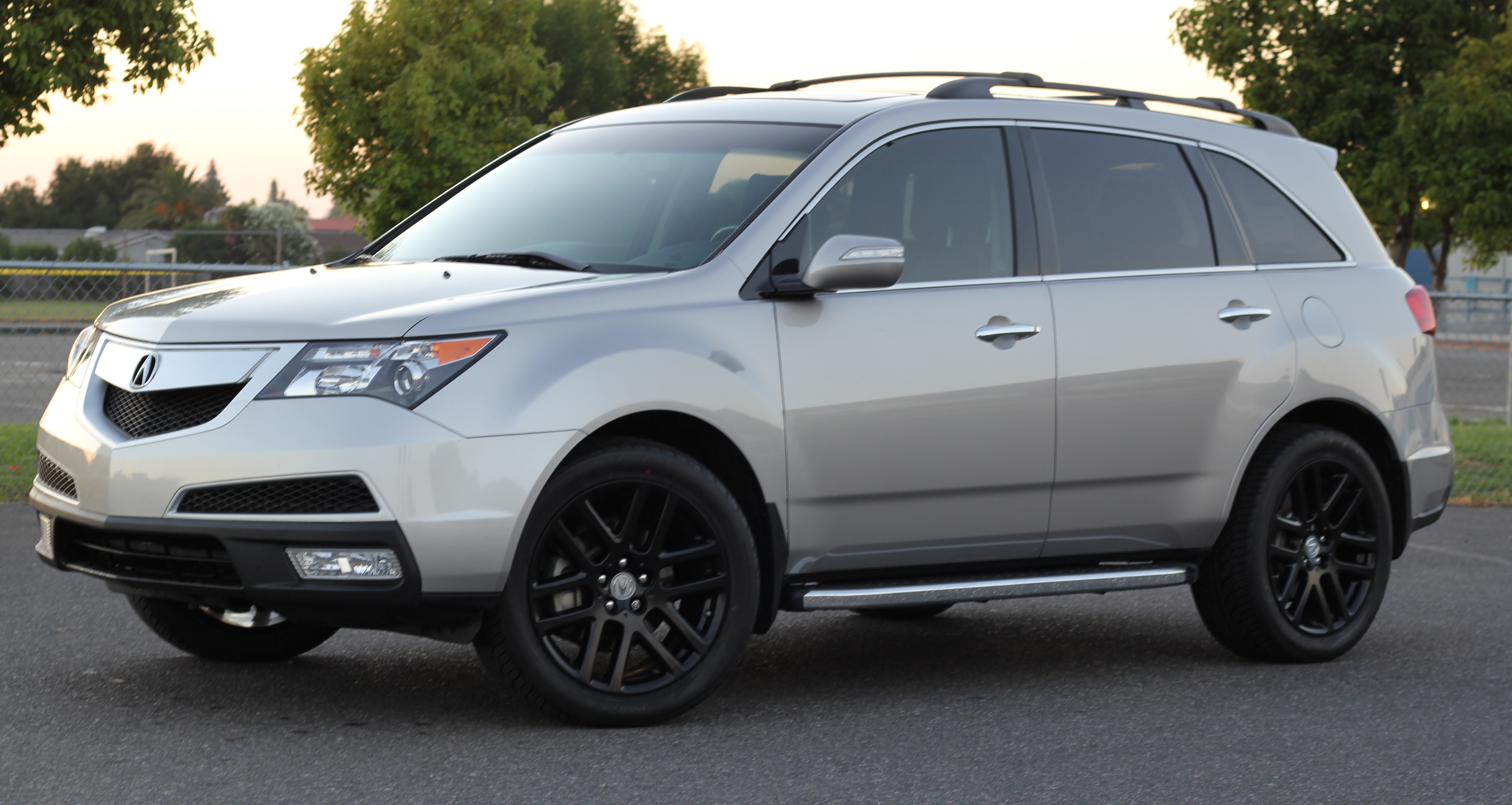 New Shoes For Christmas ZDX RIMS Page Acura MDX Forum - Acura mdxers