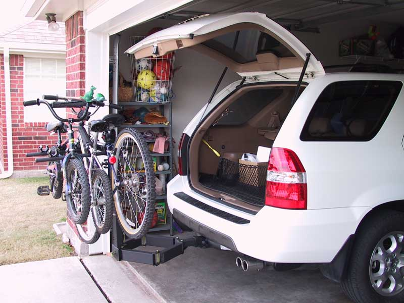 HitchMate Bike Rack Acura MDX Forum Acura MDX SUV Forums - Acura mdx bike rack