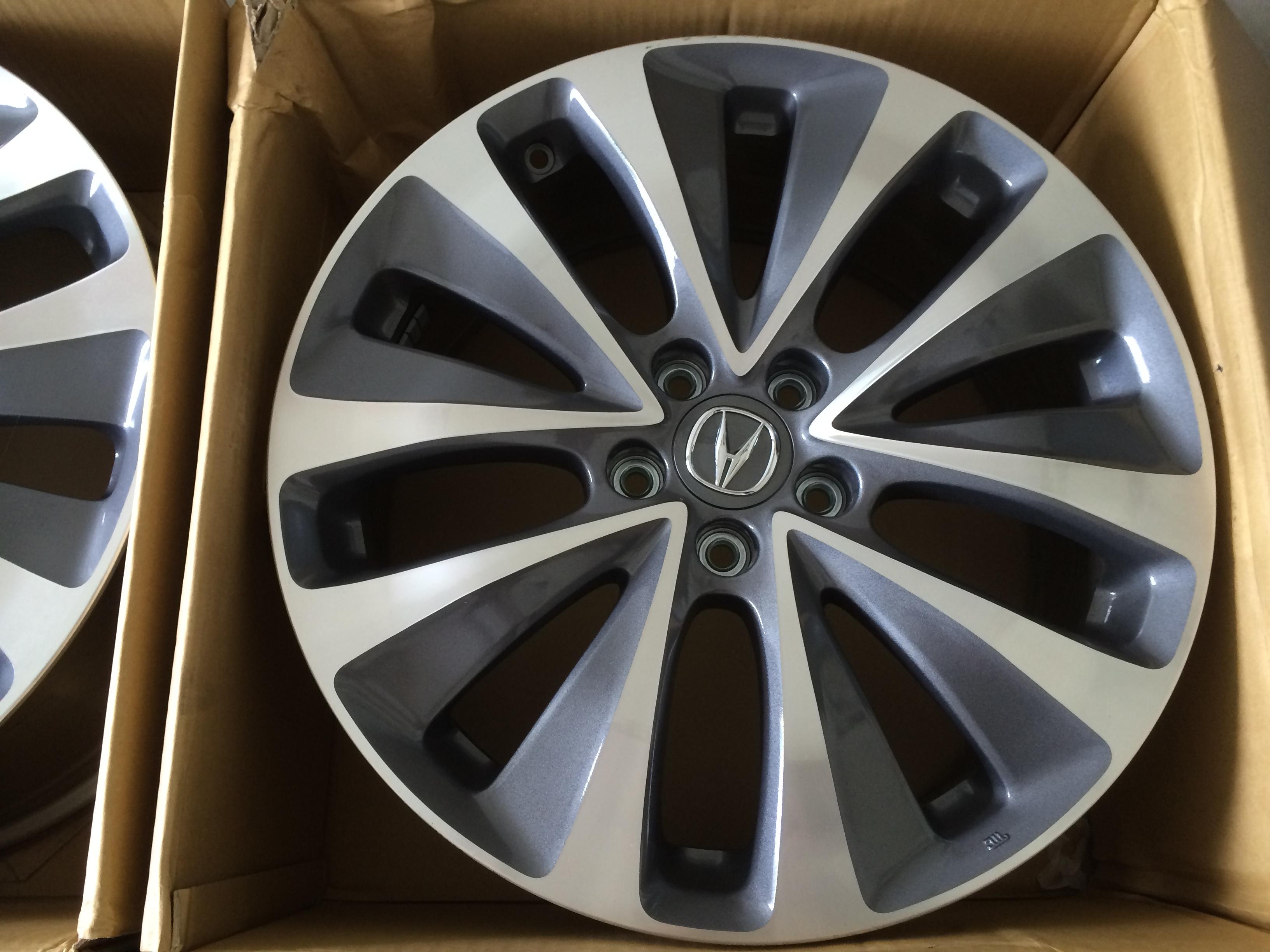 Acura MDX OEM Wheels Acura MDX Forum Acura MDX SUV Forums - Acura oem wheels