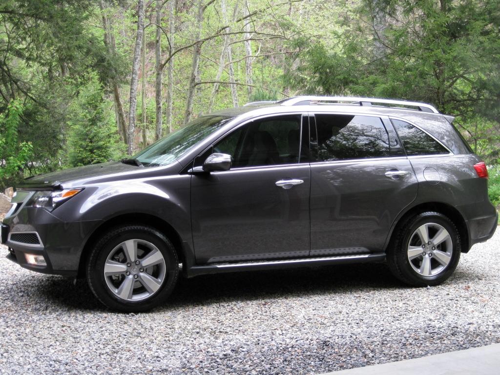 window tinting - Acura MDX Forum : Acura MDX SUV Forums