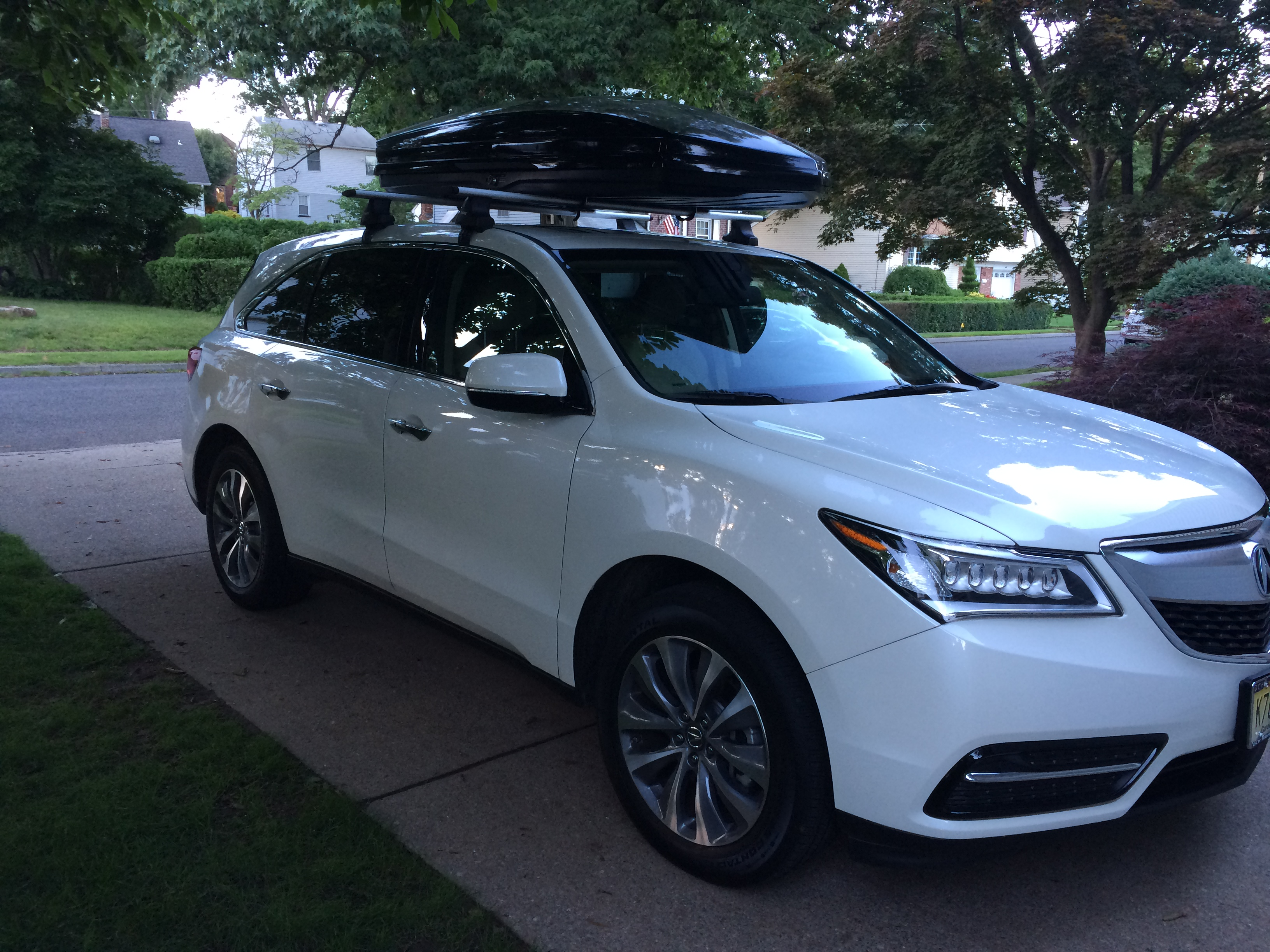 Click image for larger version Name IMG_1674.JPG Views 13301 Size 2.29 & Factory roof rack concerns - Page 11 - Acura MDX Forum : Acura MDX ... Aboutintivar.Com