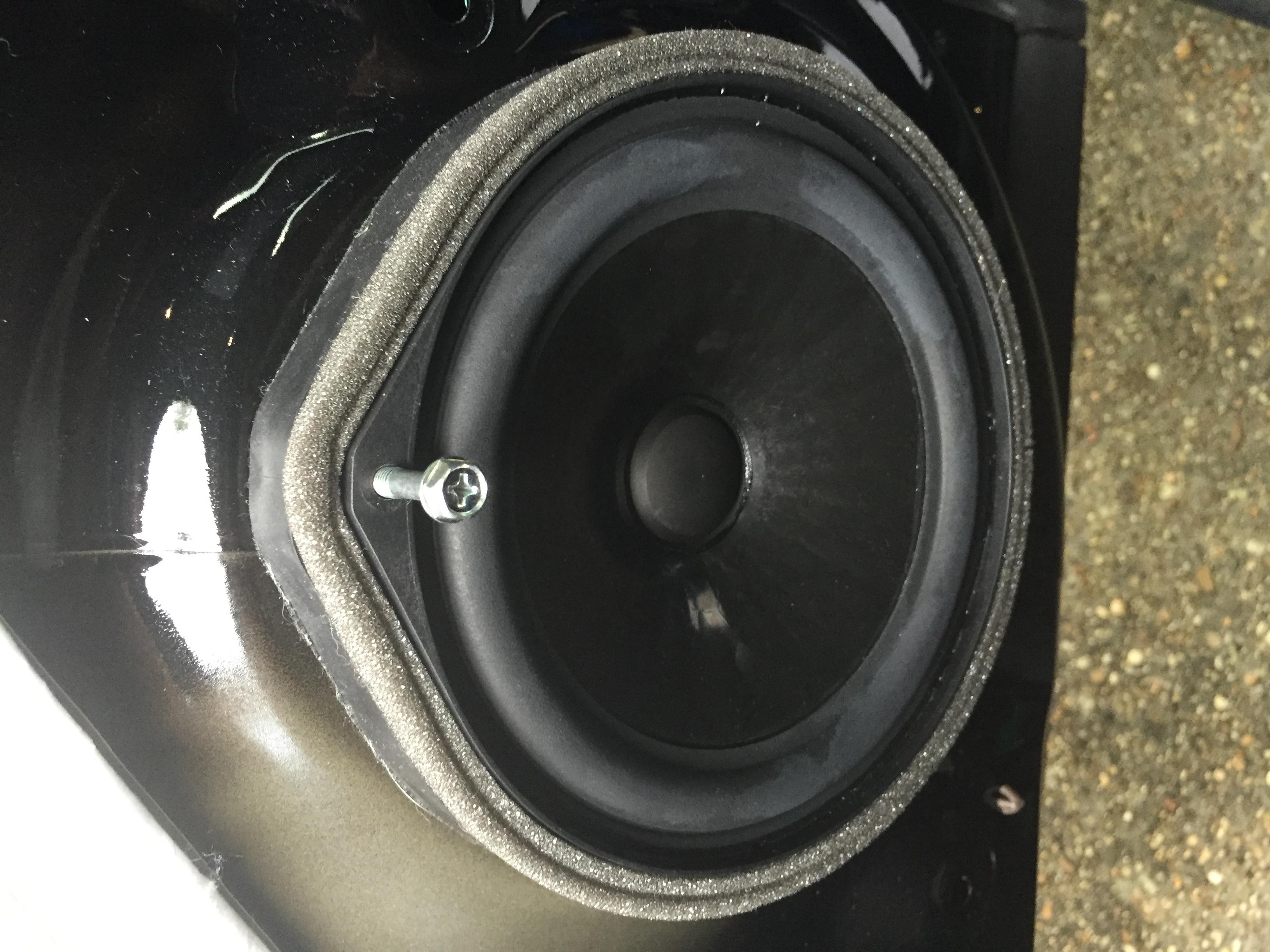 Acura MDX Present Speakers Upgrade Acura MDX Forum - Acura mdxers