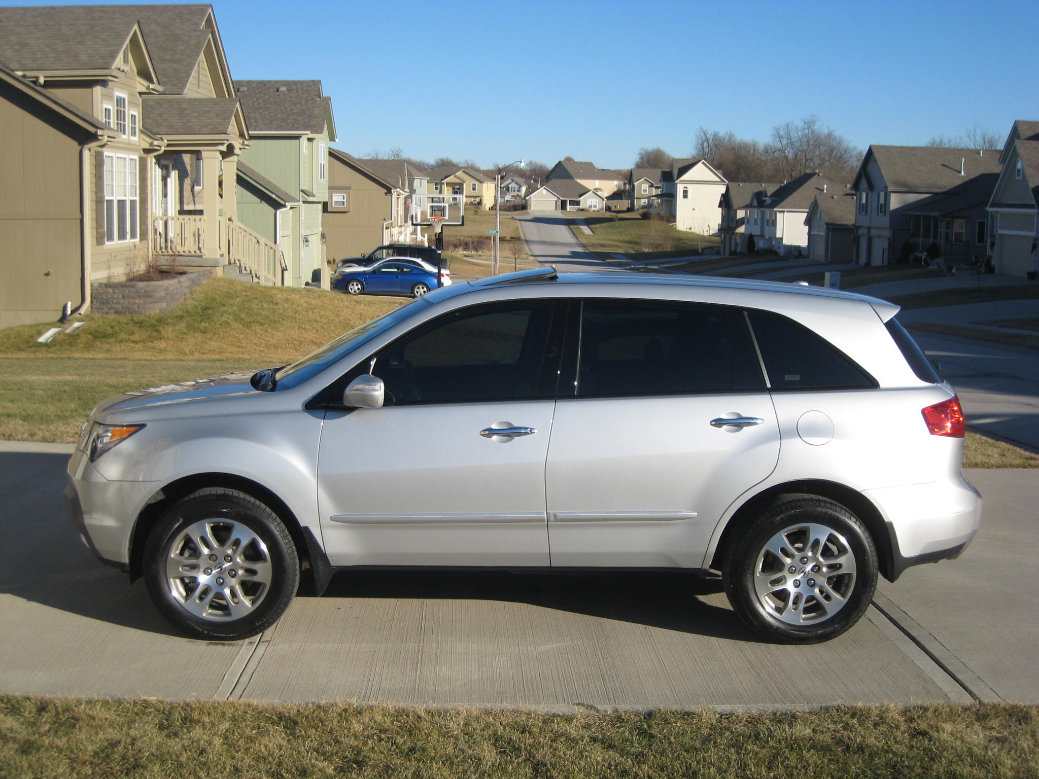 any other billet silver metallics out there acura mdx forum