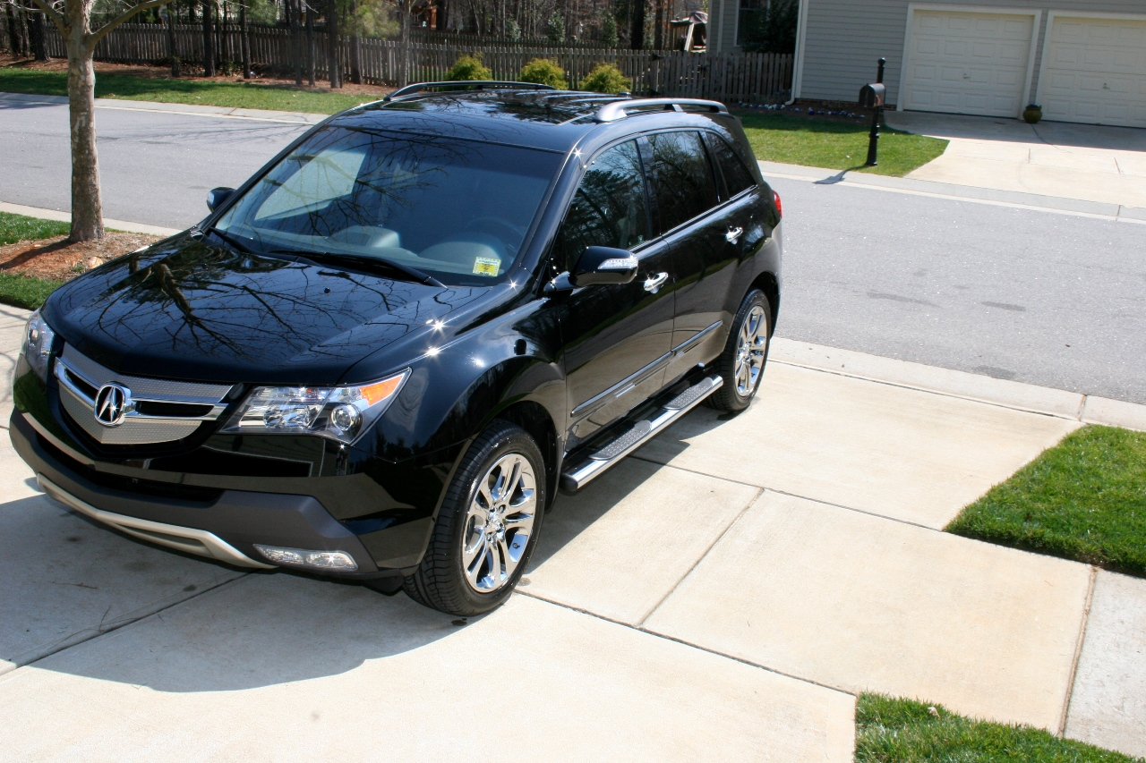 Pictures of Aftermarket Accessories Acura Mdx