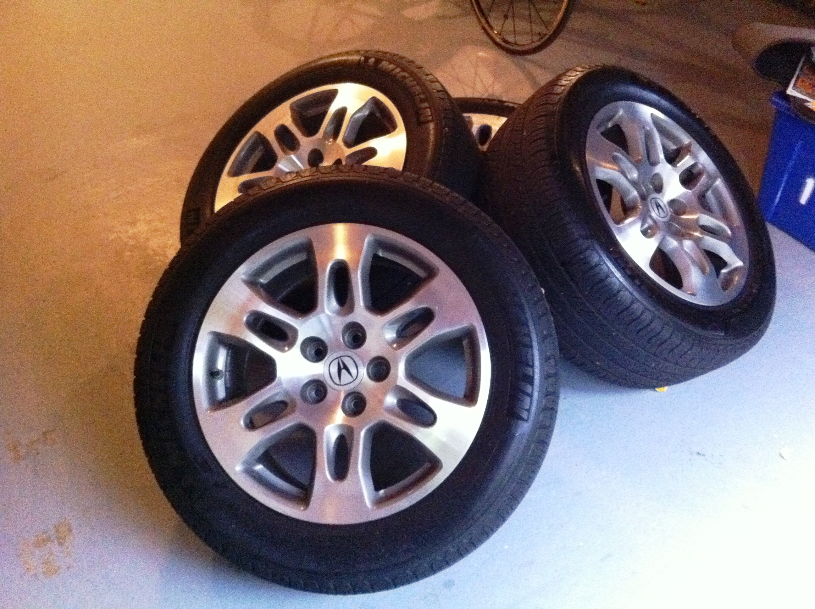 advance package full size spare tire acura mdx forum acura mdx