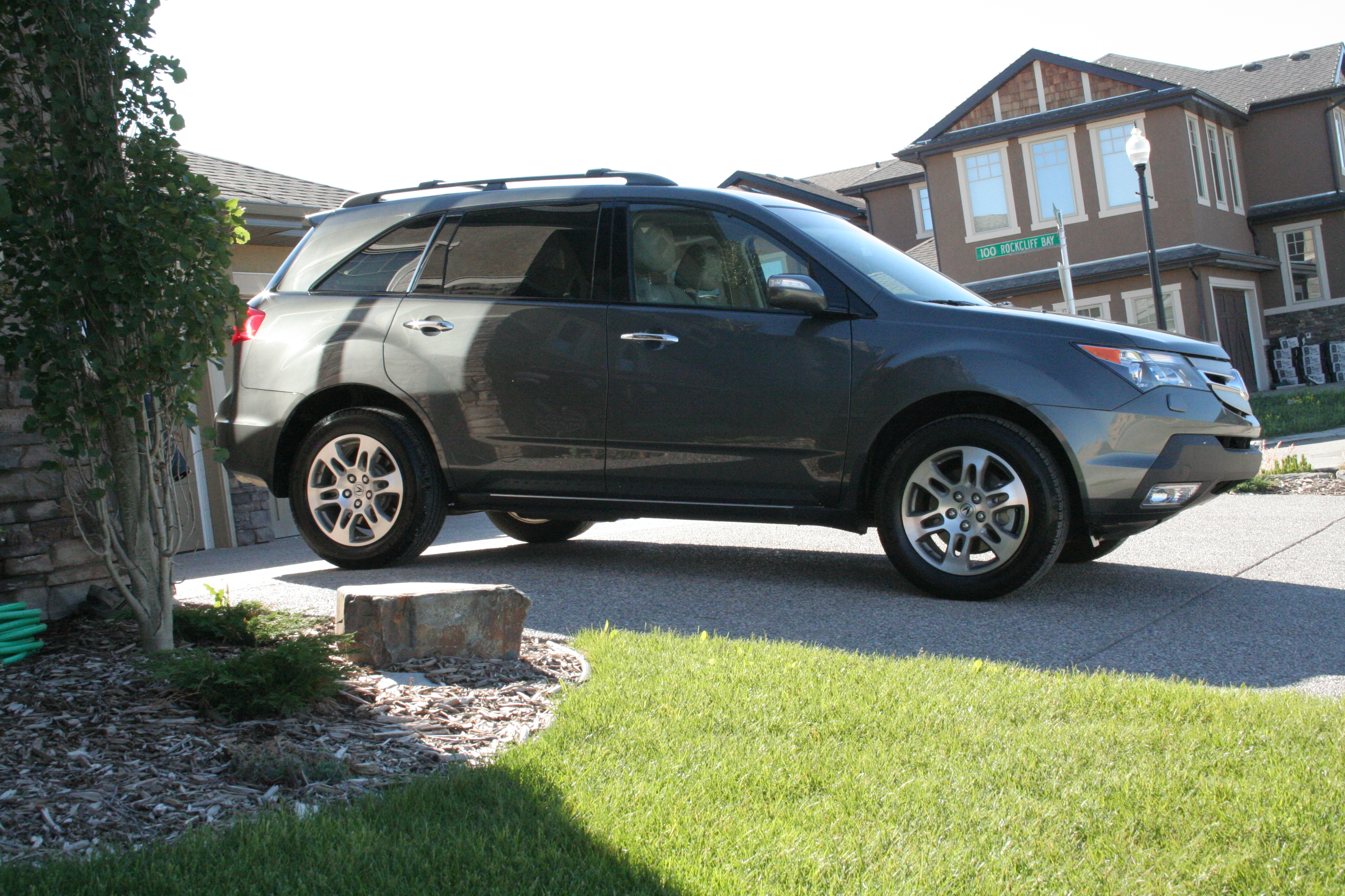 biggest tires that will fit page 3 acura mdx forum acura