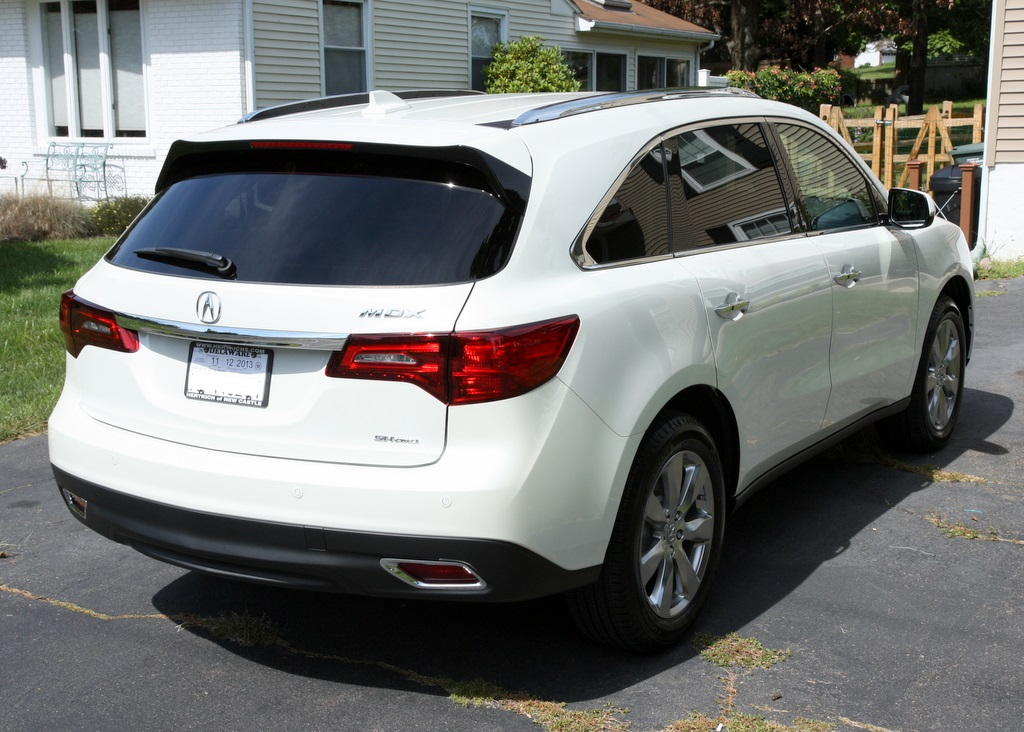 Please Post Pictures Of Your New MDX Page Acura MDX Forum - Acura mdxers