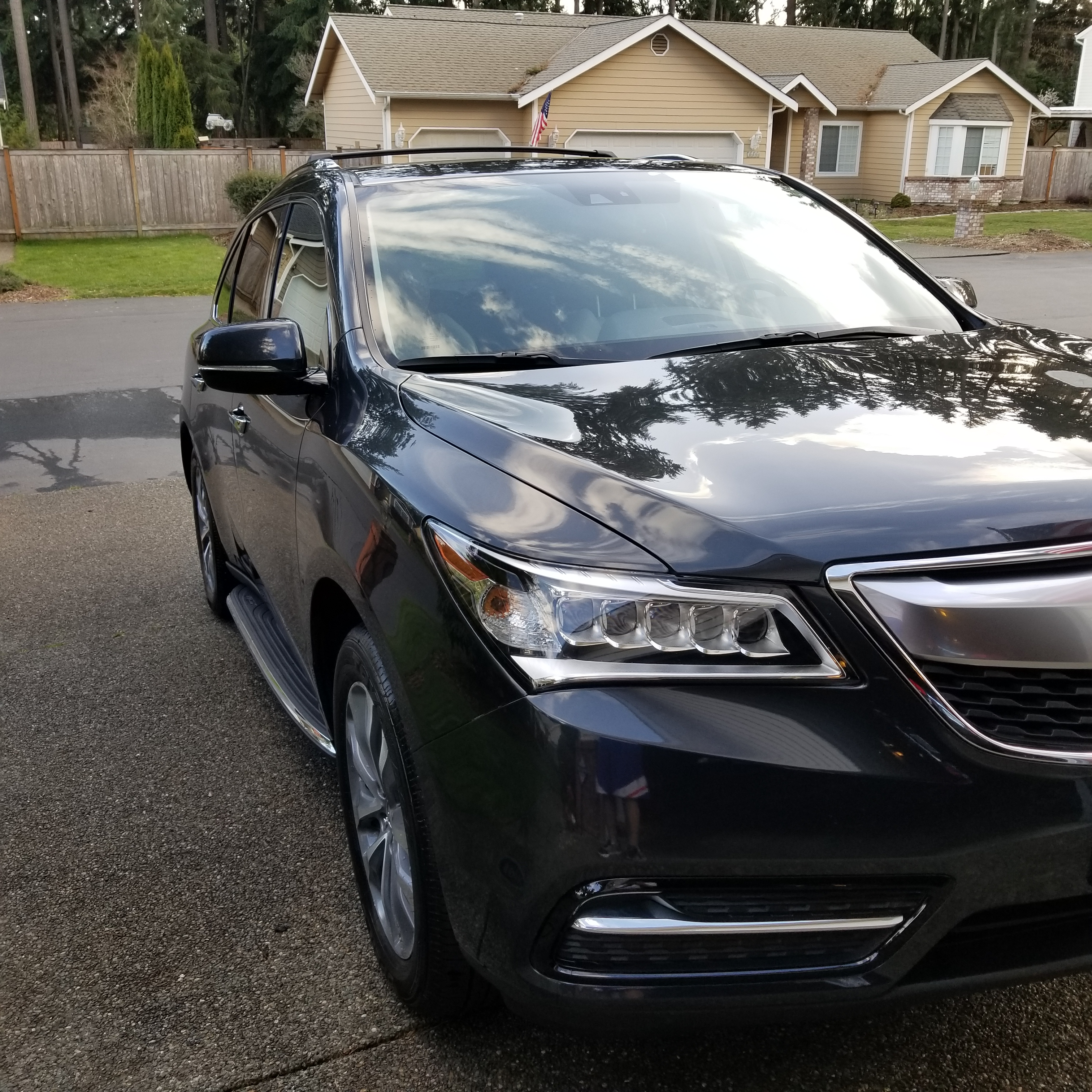 Acura Mdx Entertainment Package: Please Post Pictures Of Your New MDX