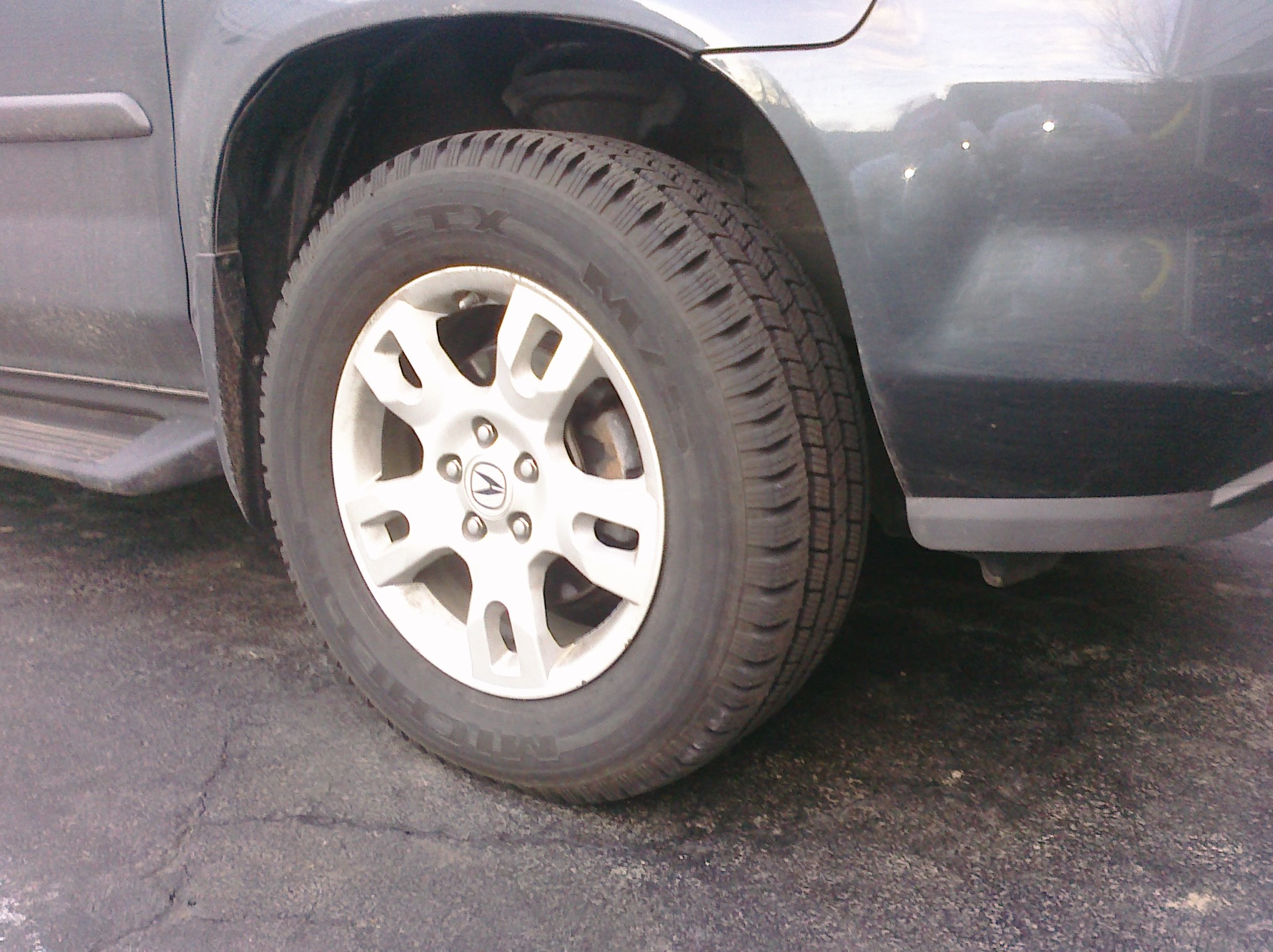 Tire Replacement Time Page Acura MDX Forum Acura MDX SUV Forums - Acura mdx tires