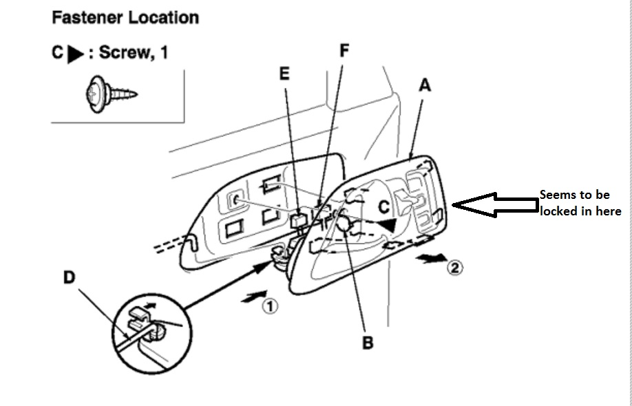 2001 Acura Mdx Wiring Diagram For Tailgate from www.mdxers.org