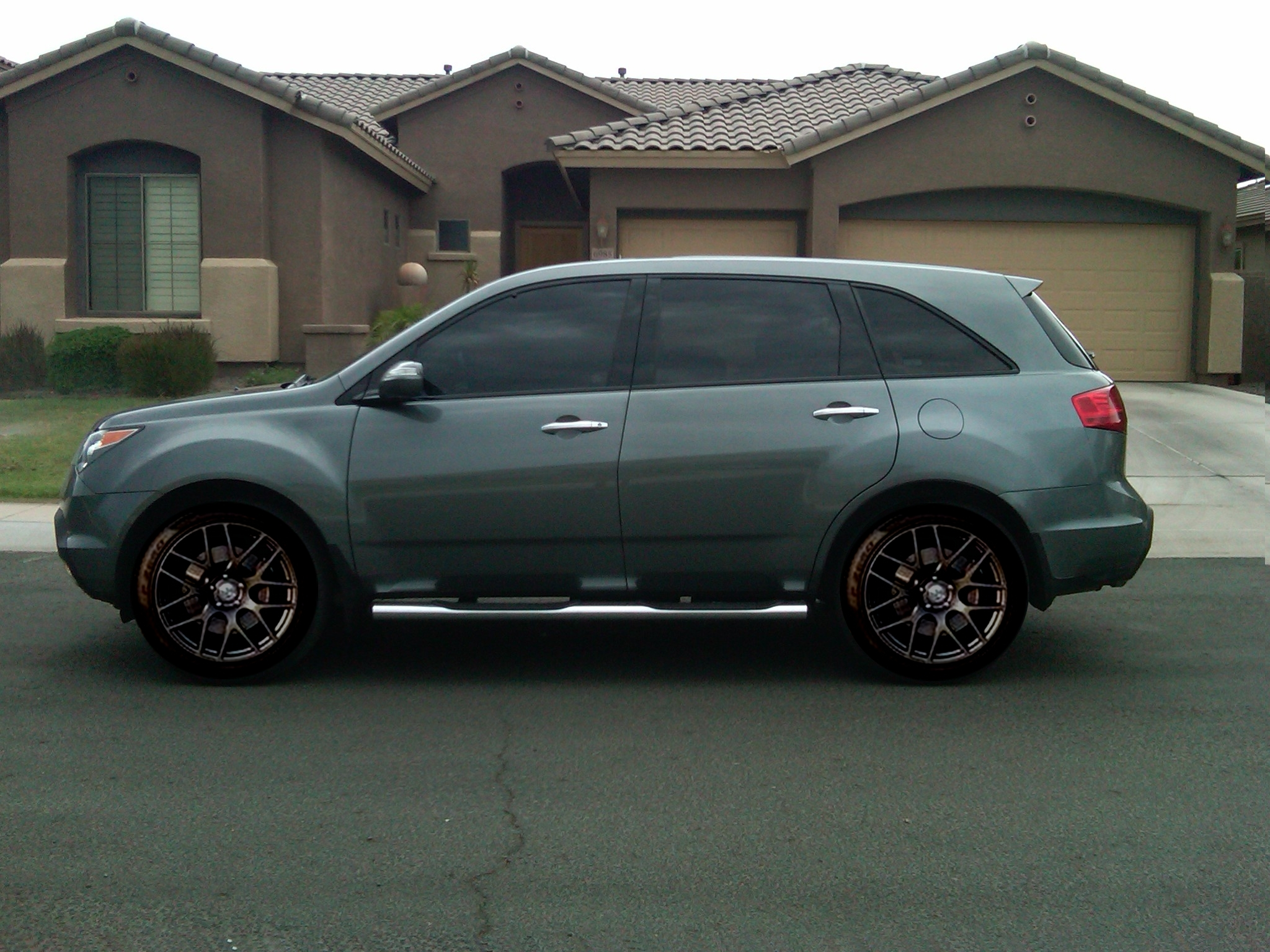 Gunmetal Or Silver Wheels On My MDX Acura MDX Forum Acura - Acura mdx wheels
