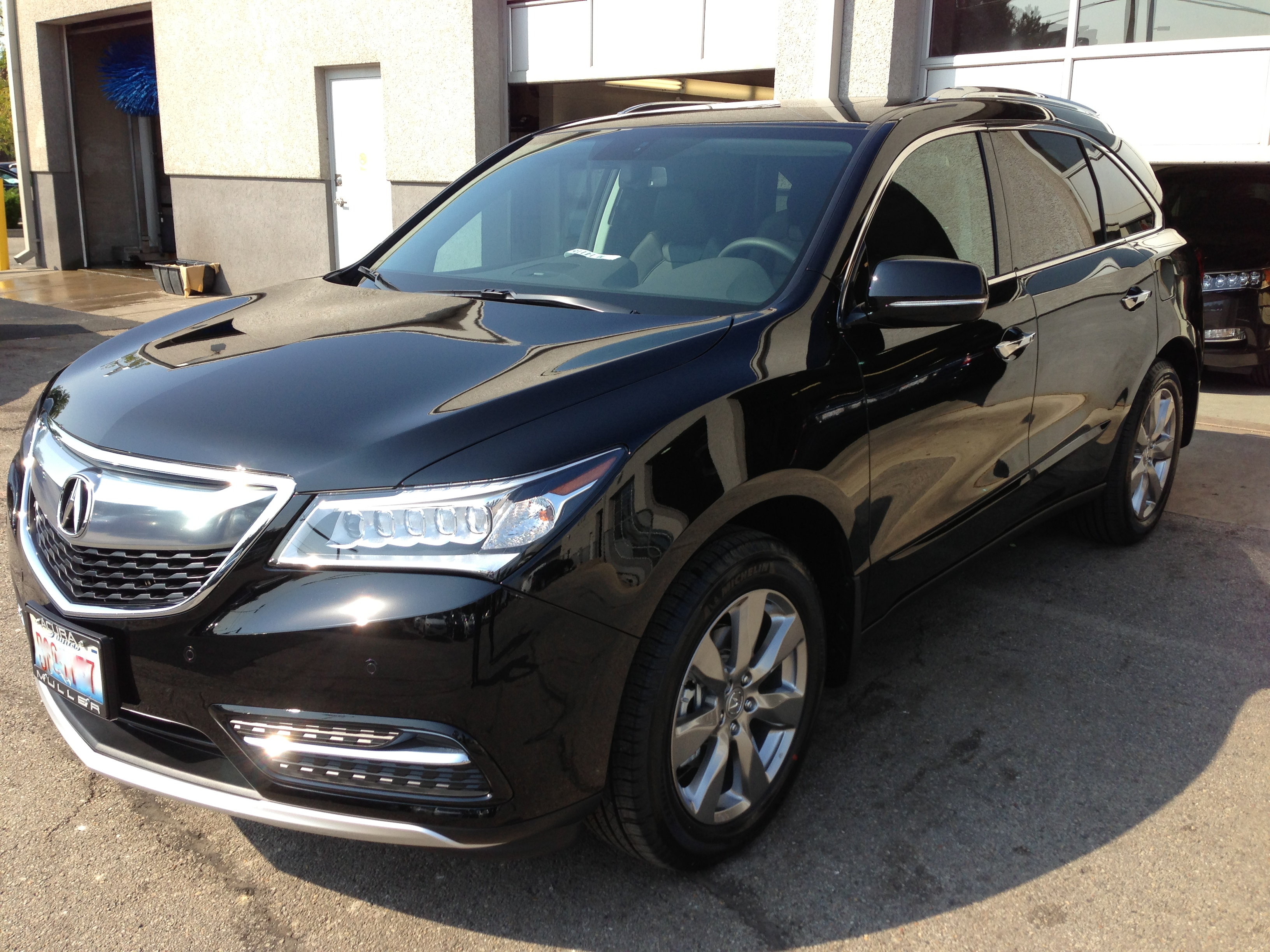 Please Post Pictures Of Your New MDX Page Acura MDX Forum - Acura mdx led fog lights