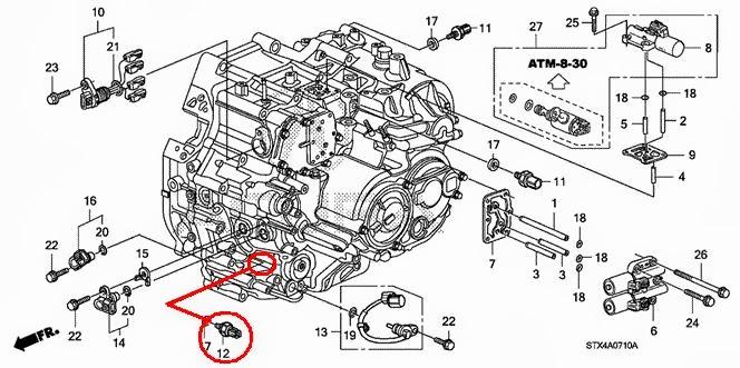 P0847 Error Code | Page 2 | Acura MDX SUV Forums