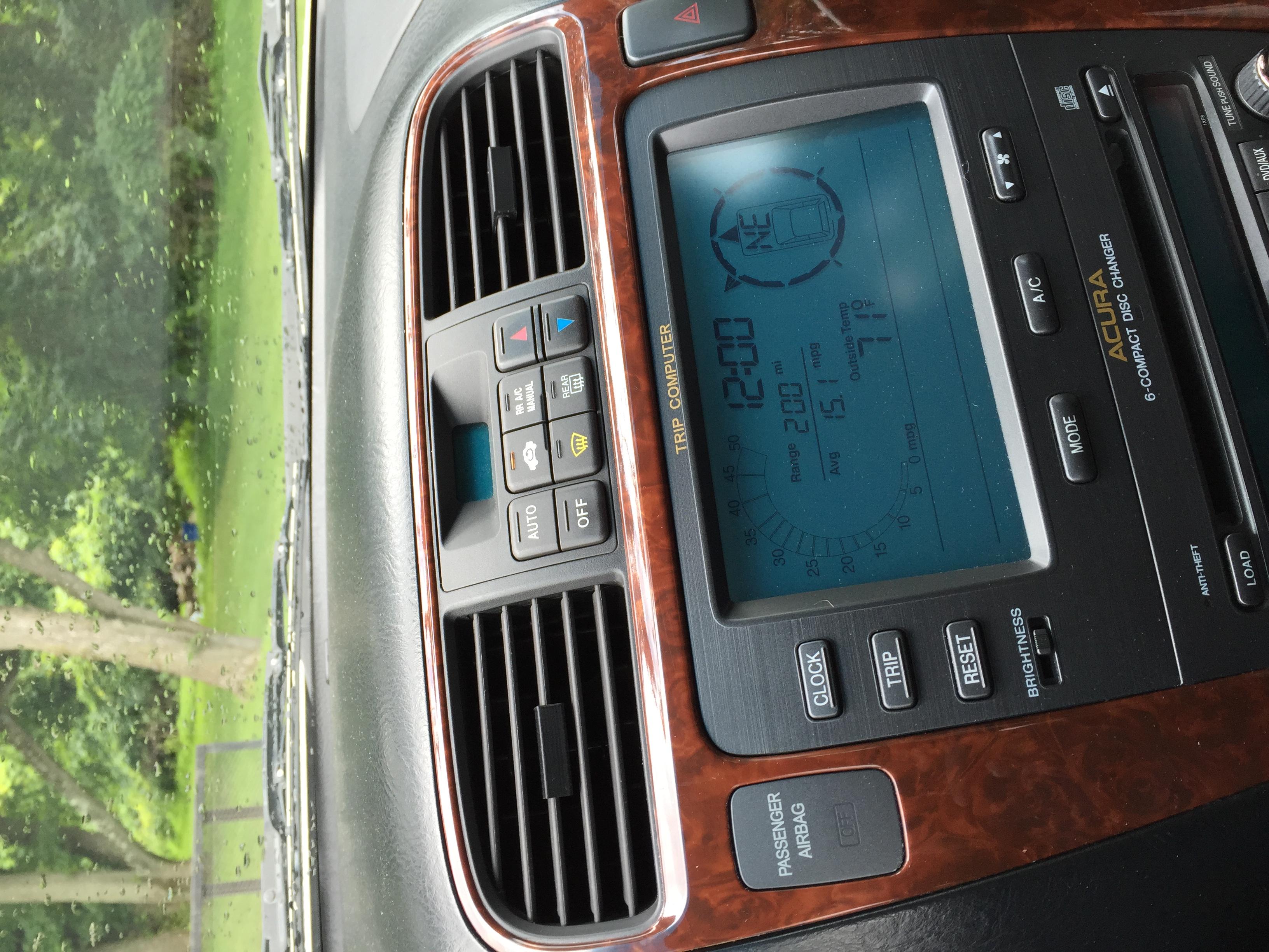 broken air vent clips solution acura mdx forum acura mdx suv