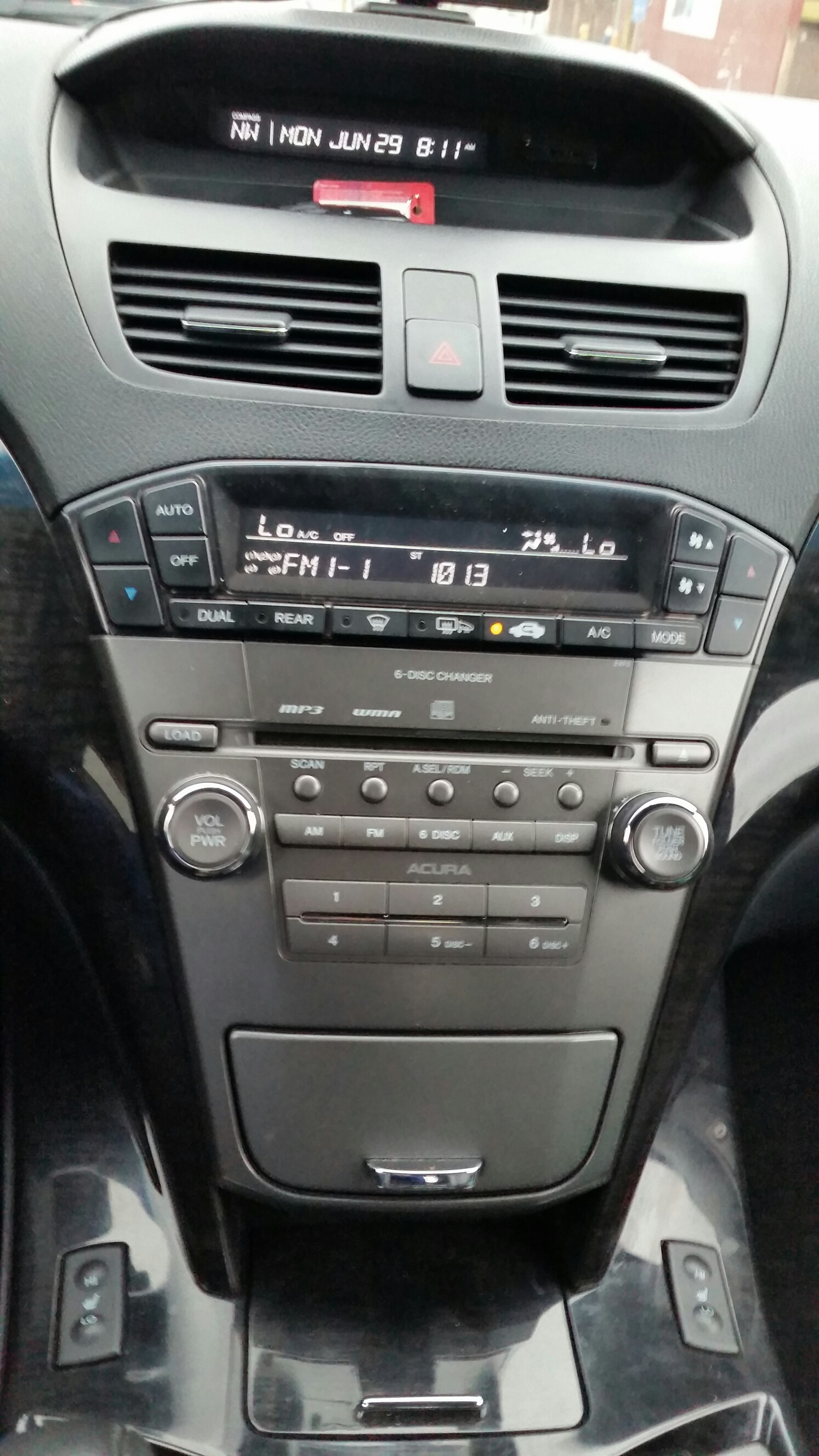 Where To Find A Dash Kit For An Aftermarket Stereo On A 08 Acura Mdx Suv Forums