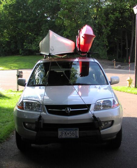 Acura Roof Racks: Who Uses Them And For What?