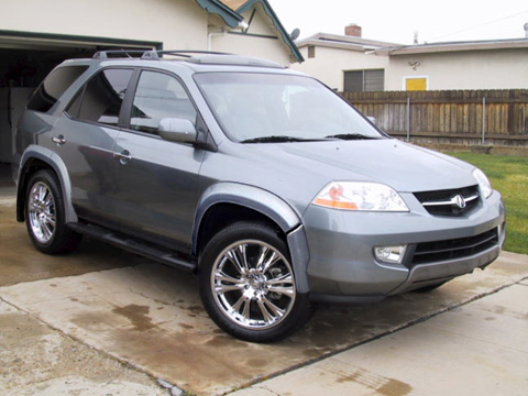 2001 Acura  on 4runner Flares   Acura Mdx Forum   Acura Mdx Suv Forums