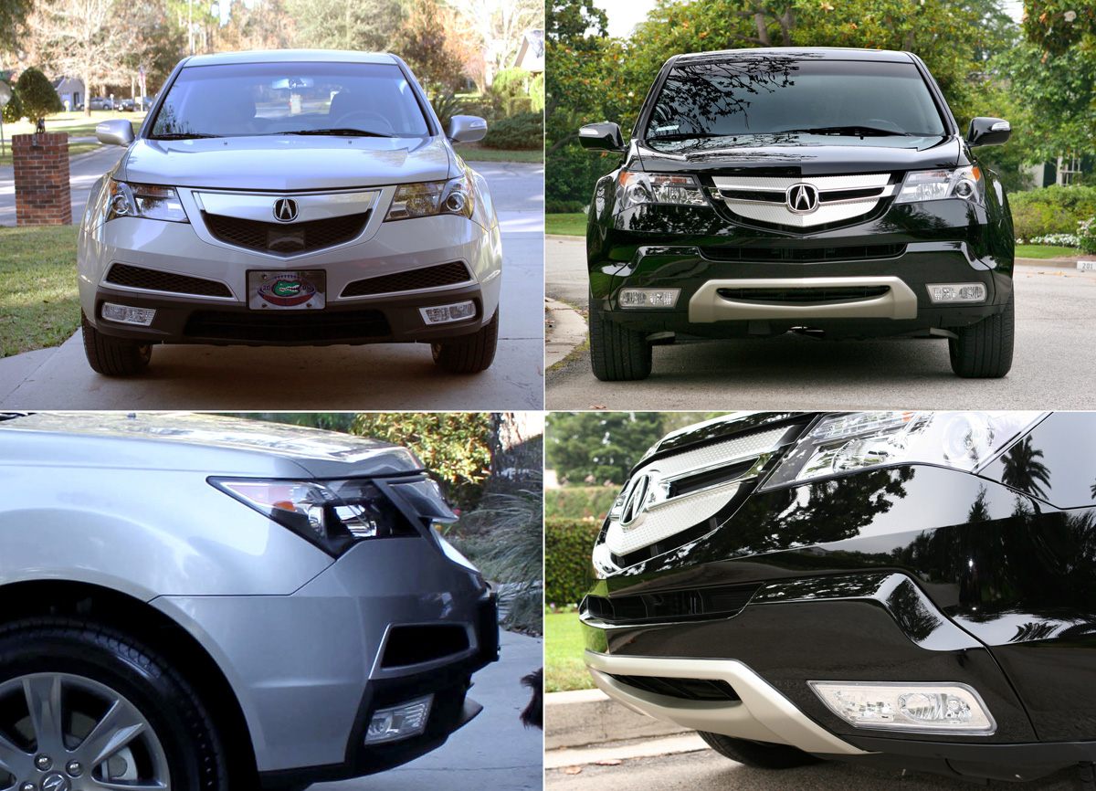 All Types 2010 mdx : Owner of 07 - 09 sport vs. 2010 Advanced - Acura MDX Forum : Acura ...