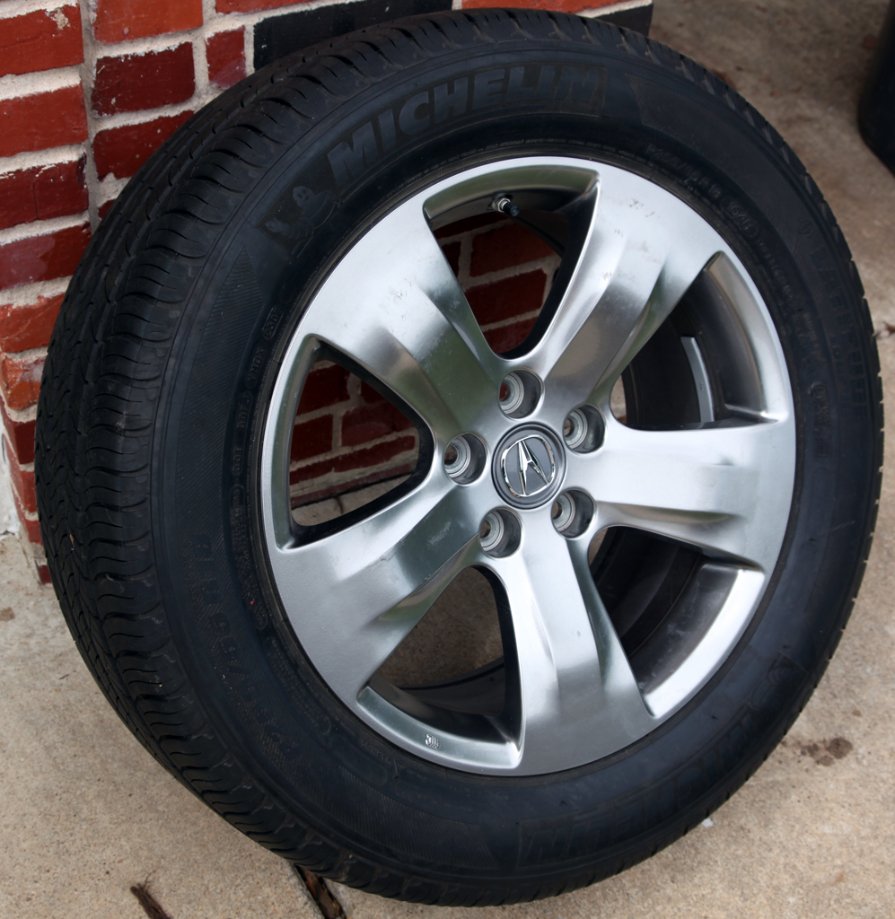 2008 MDX Sport Full Size Spare