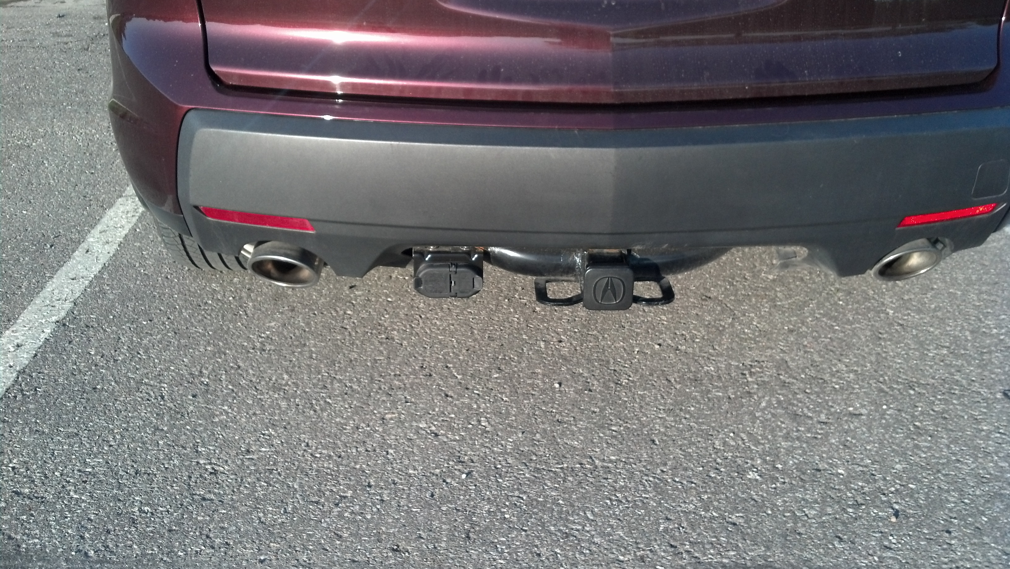 60114d1402076303 oem hitch requires cutting bumper my hitch oem hitch requires cutting bumper? page 2 acura mdx forum