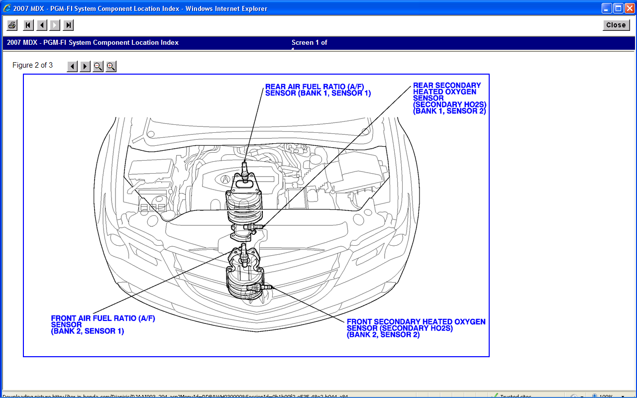44958d1357578246 bank 2 sensor 1 location oxygen mdx all types 2001 acura cl type s 19s 20s car and autos, all 2002 Acura Mdx Wiring Diagram at bakdesigns.co