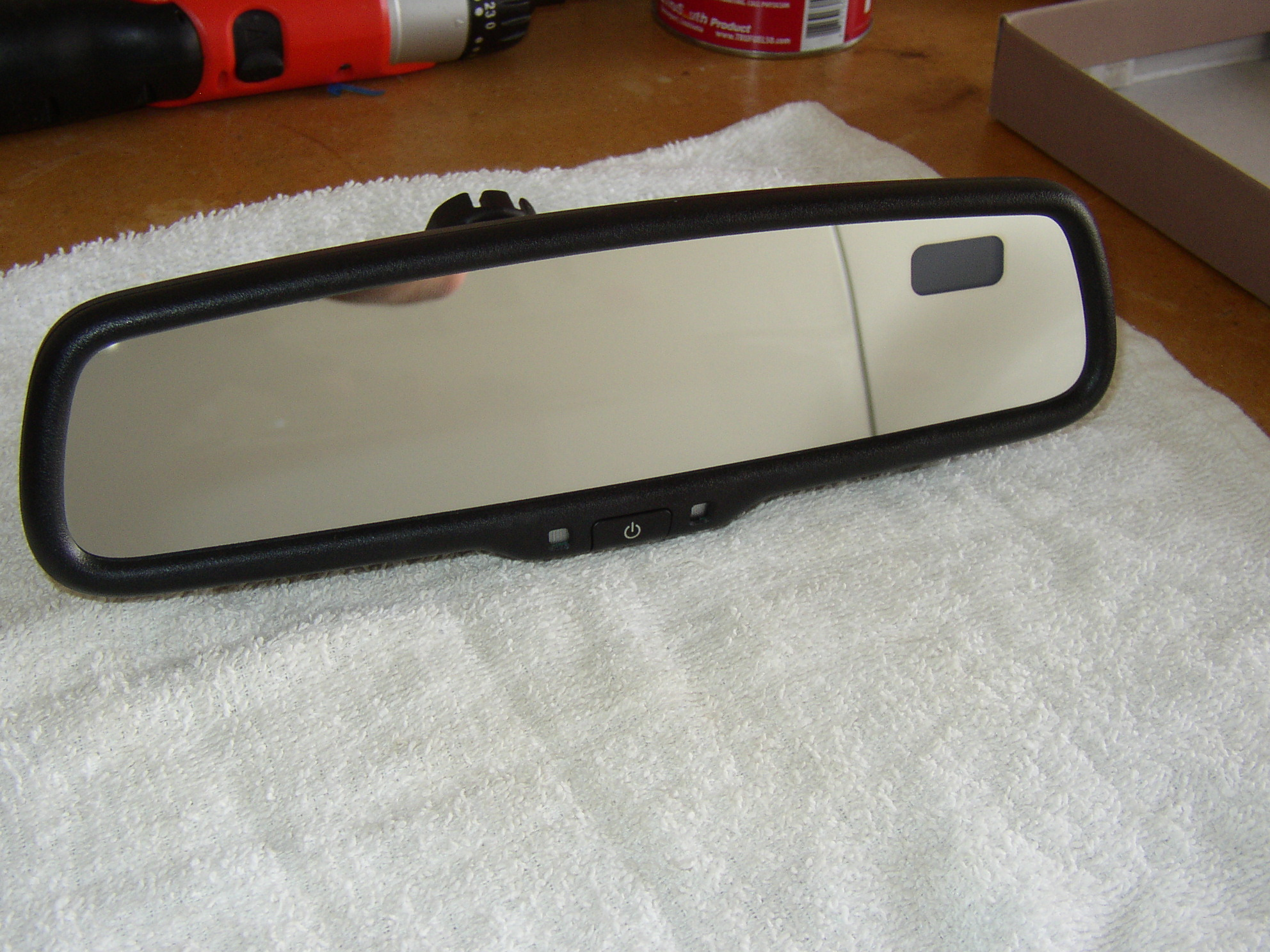 Added Rearview Mirror W Compass To Tech Acura Mdx Forum Gentex Wiring Diagram 12 Pin Click Image For Larger Version Name P1010011 Views 1842 Size 7090