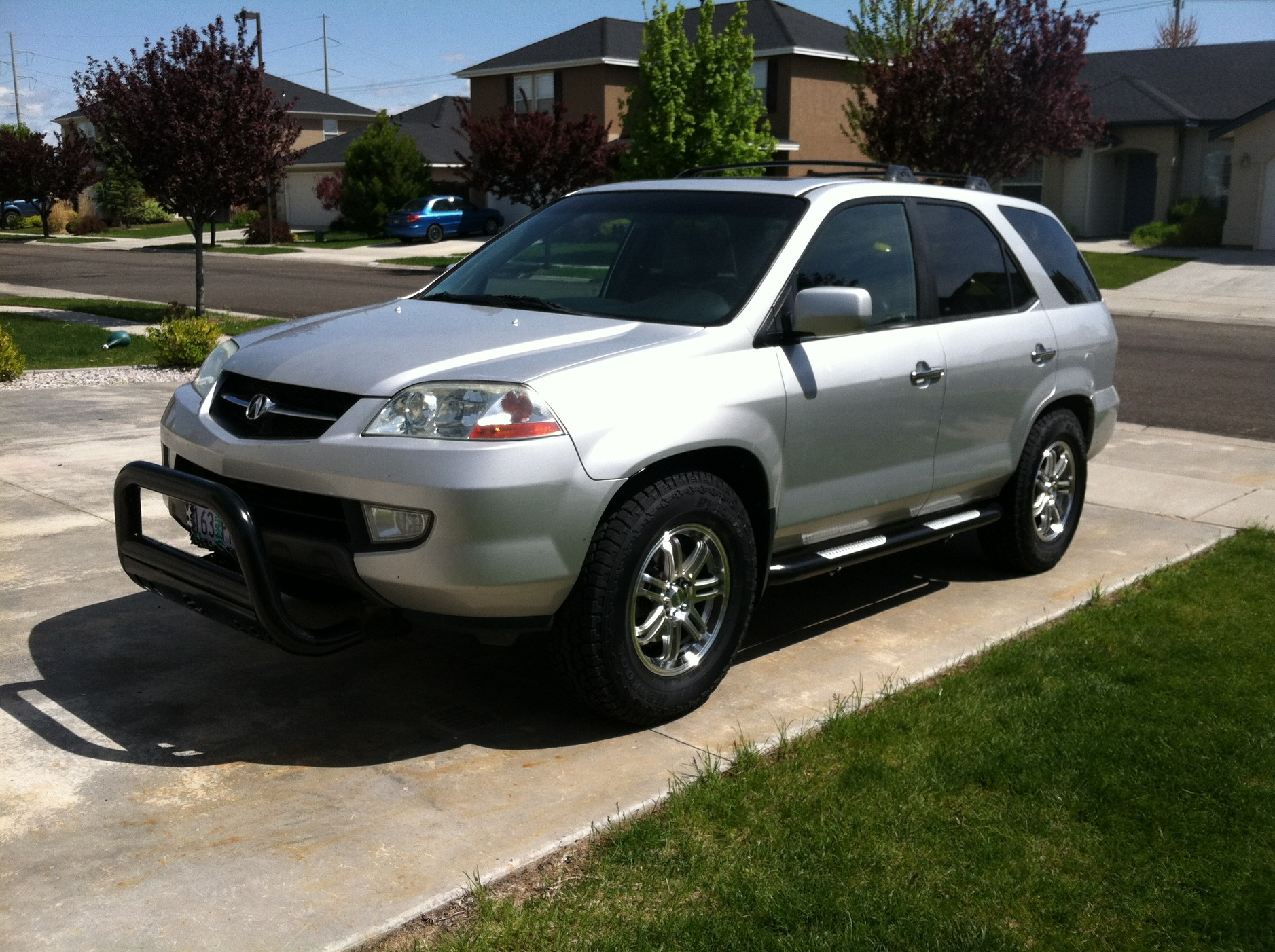 Large Wheel And Tire Combo For A The Big Squeeze As I Call It - 2002 acura mdx tires