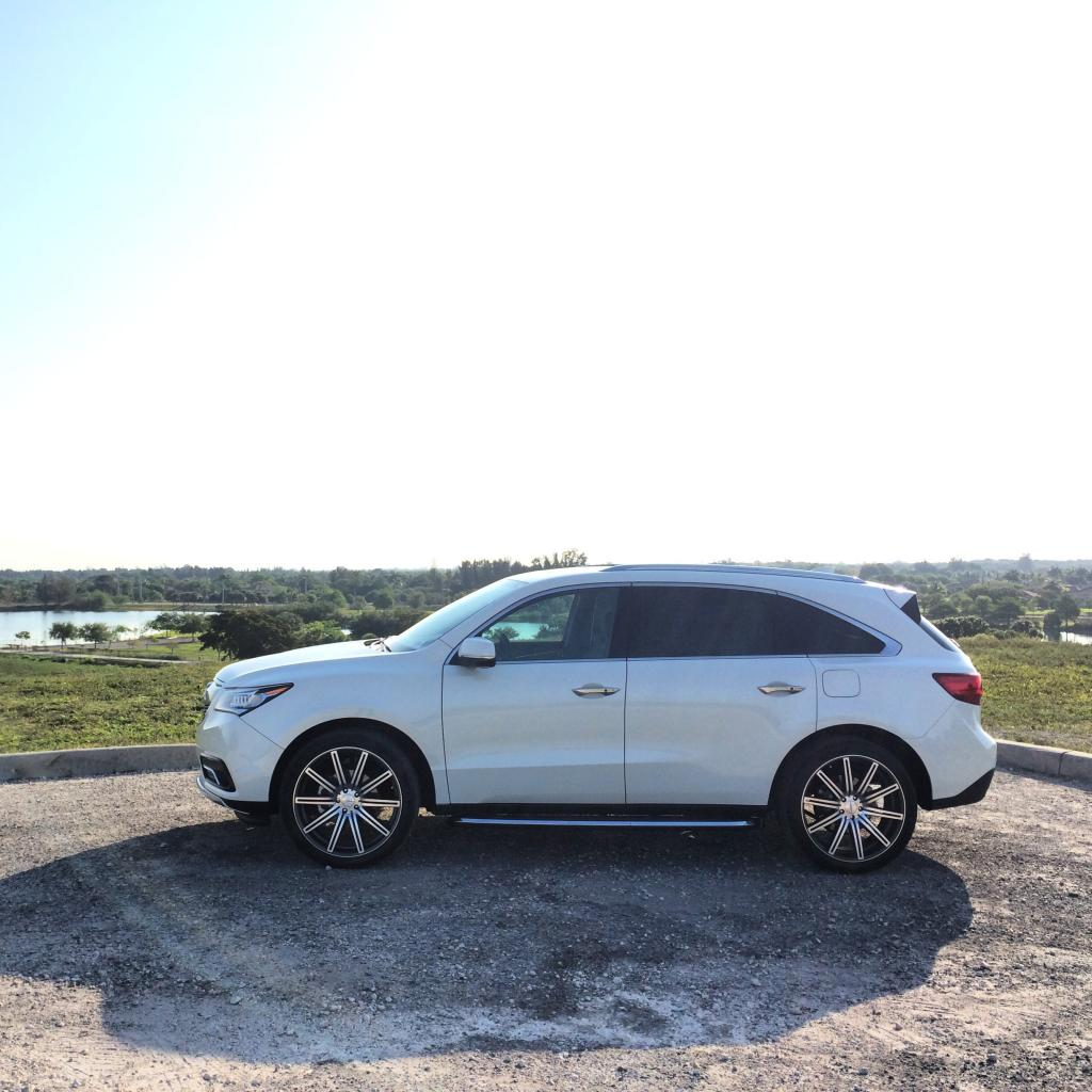 Acura Mdx Tire Size: COMPILATION THREAD: 3G Wheels And Tires