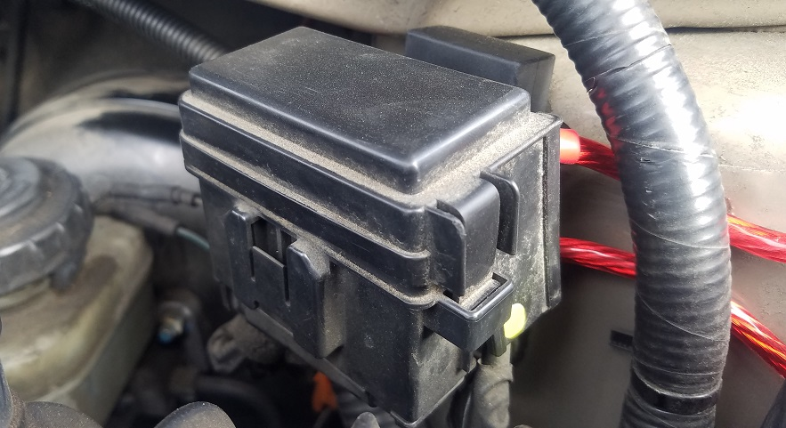 Amplifer installation | Acura MDX SUV Forums