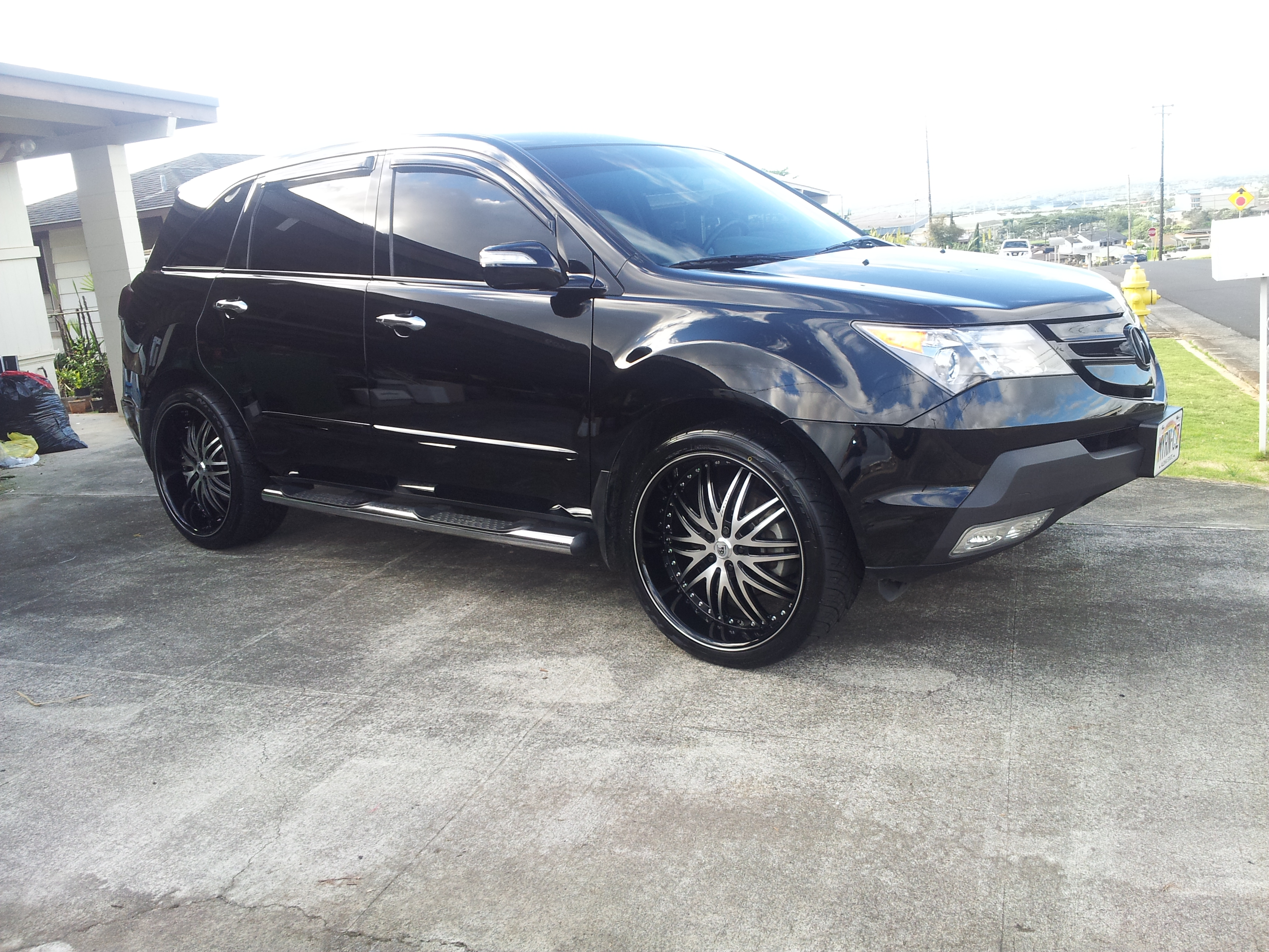 Pics Of Nd Generation MDX With Aftermarket Rims Page Acura - Rt 22 acura