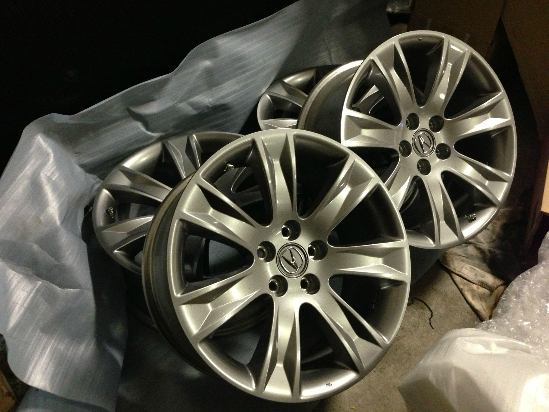 Acura Advance Wheels Acura MDX Forum Acura MDX SUV Forums - Acura rl wheels for sale