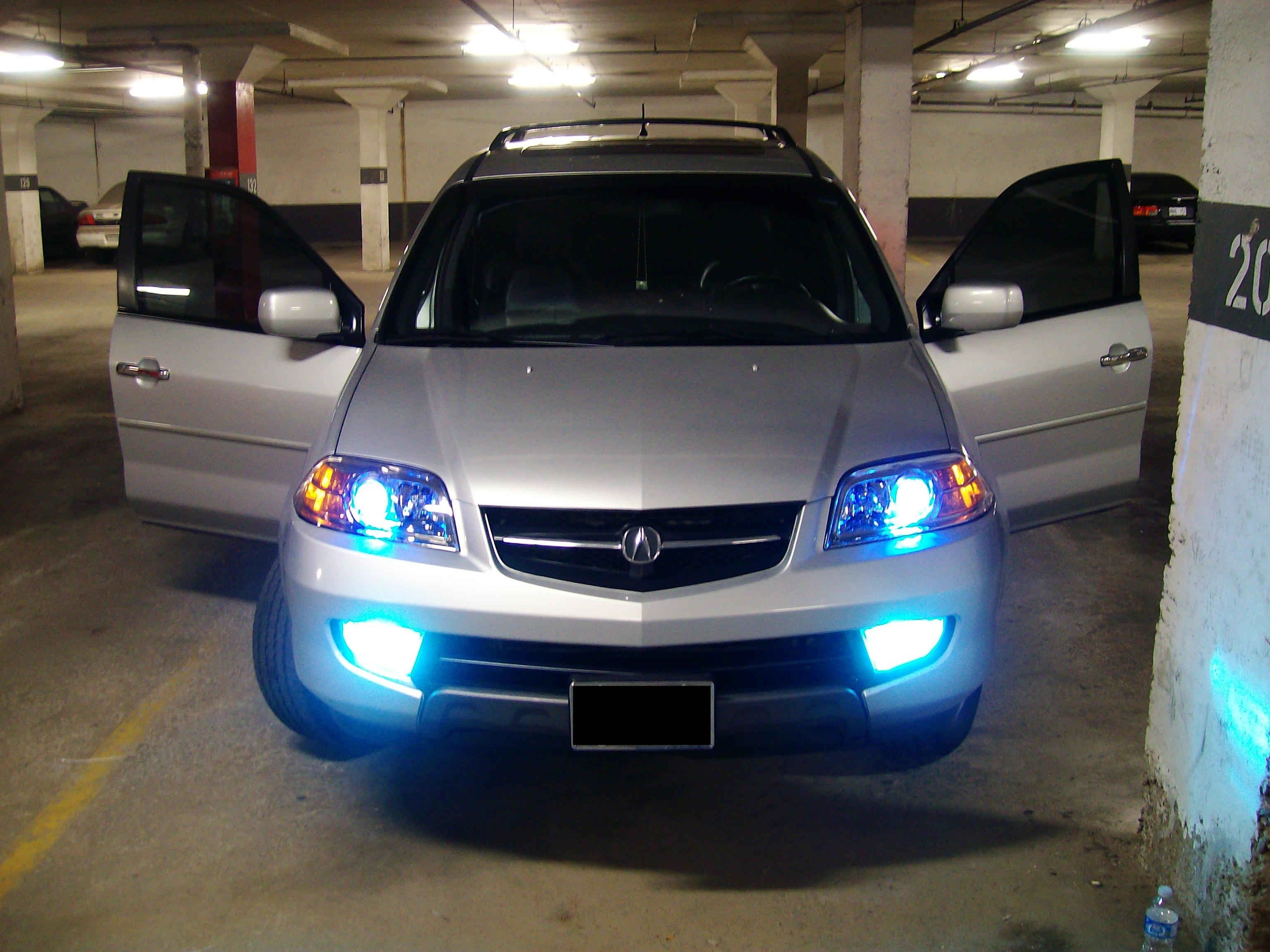 Projectors On MDX Acura MDX Forum Acura MDX SUV Forums - 2004 acura mdx headlights