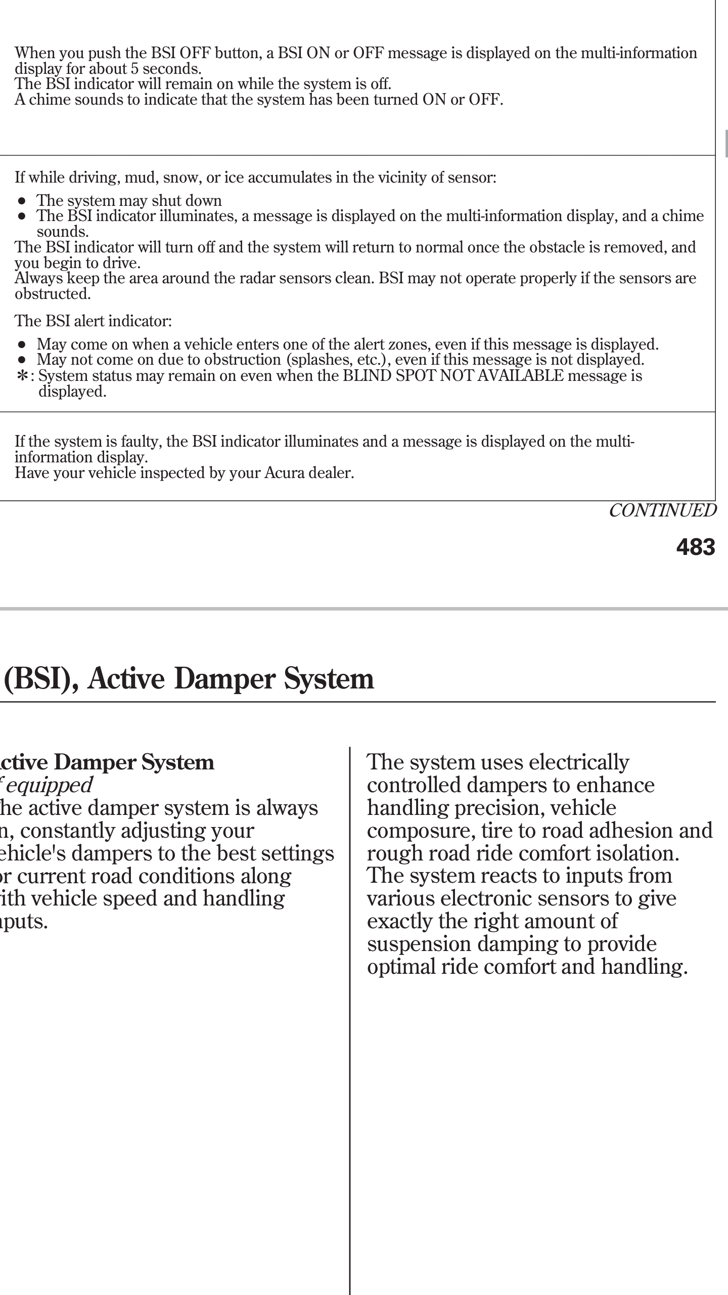 2010 Blind Spot Information Wiring Diagram Acura Mdx Forum Backup Camera For 07 Click Image Larger Version Name Screenshot 2016 02 21