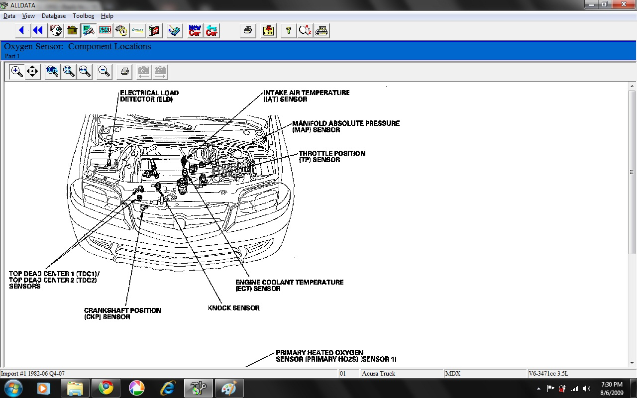 Acura Mdx Engines Wiring Diagrams Modern Design Of Diagram 2006 Rsx Fuse Box Please Help 2001 Check Engine Vtm4 Lights On Rh Mdxers Org 2007