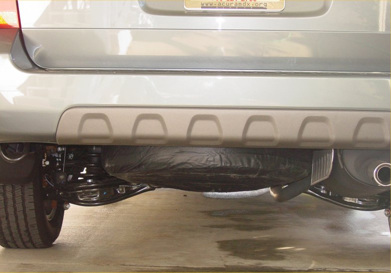 Full Size Spare Tire Acura MDX Forum Acura MDX SUV Forums - 2002 acura mdx tires