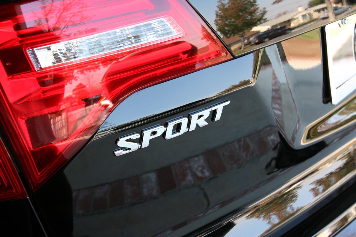 Sport Badge Acura Mdx Forum Acura Mdx Suv Forums