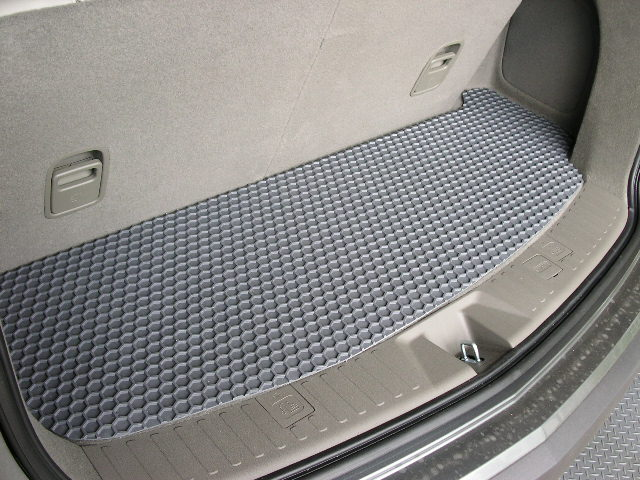 Hexomat - third row up mat in taupe-third-row-cargo-mat-mdx-g.jpg