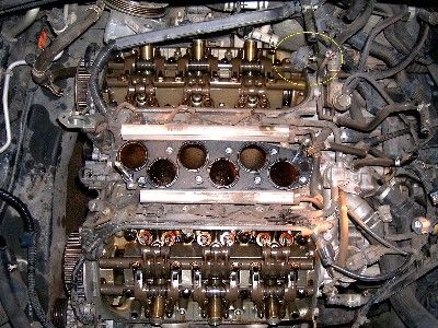 Valve Adjustment And Timing Belt Replacement Acura MDX Forum - Acura mdx timing belt