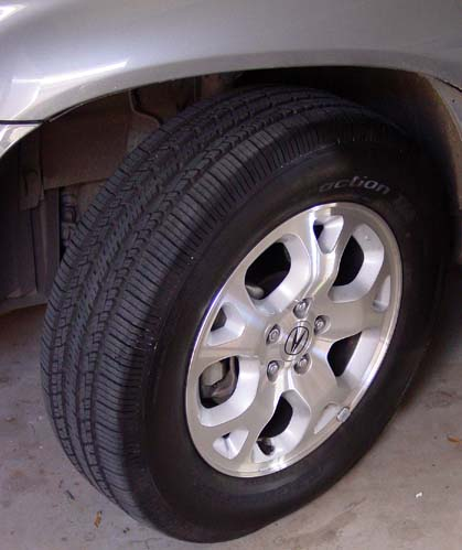 Goodyear Fortera Tire Reviews