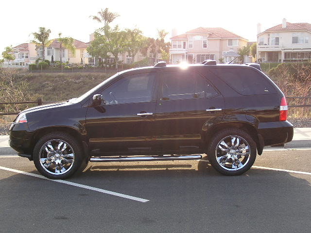 22 Inch Rims Acura Mdx Forum Acura Mdx Suv Forums
