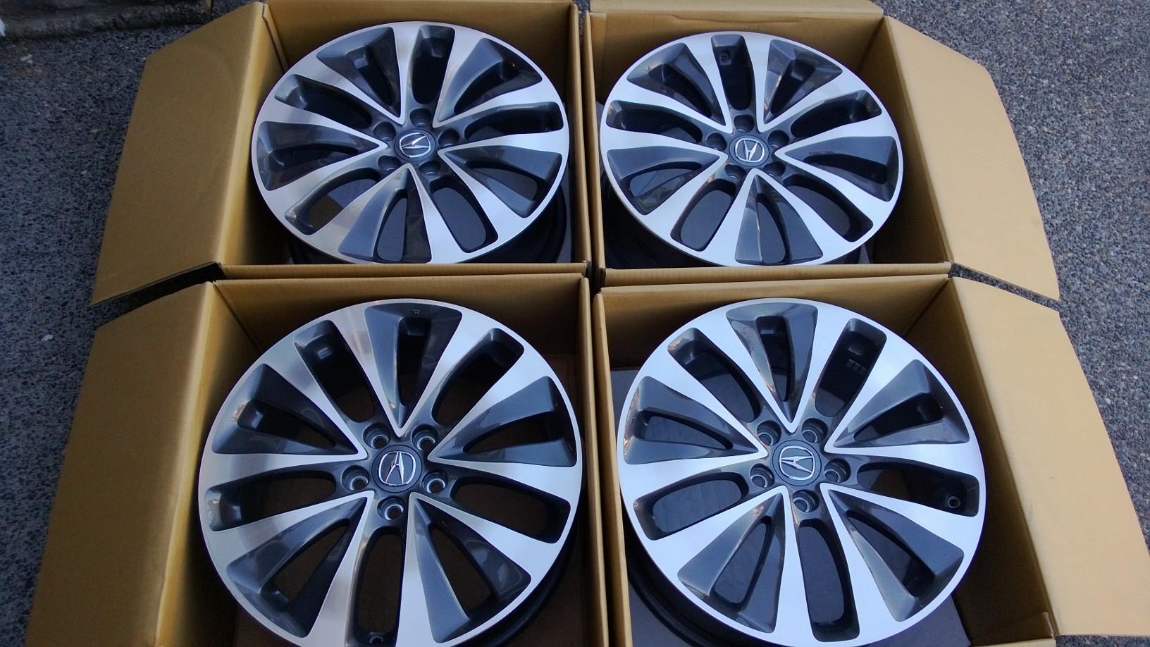 Acura MDX Acura Mdx Wheels Acura Car Photos And Wallpapers - Acura tl 19 oem wheels