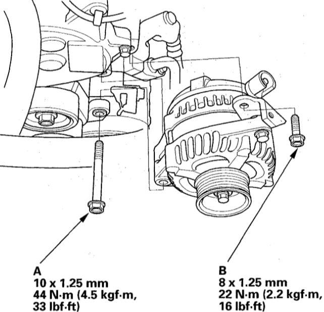 Battery indicator light   Acura MDX SUV Forums