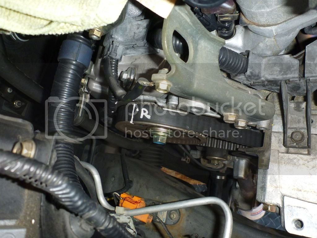 2004 MDX Timing Belt Replaced! - Tips | Acura MDX SUV Forums