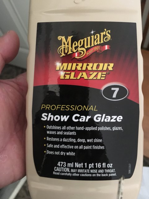 Anything better than this wax? | Acura MDX SUV Forums