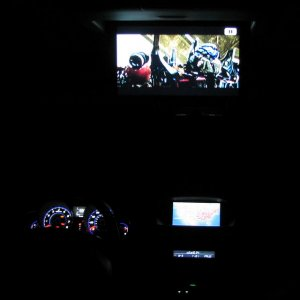 Watching Transformers in the MDX